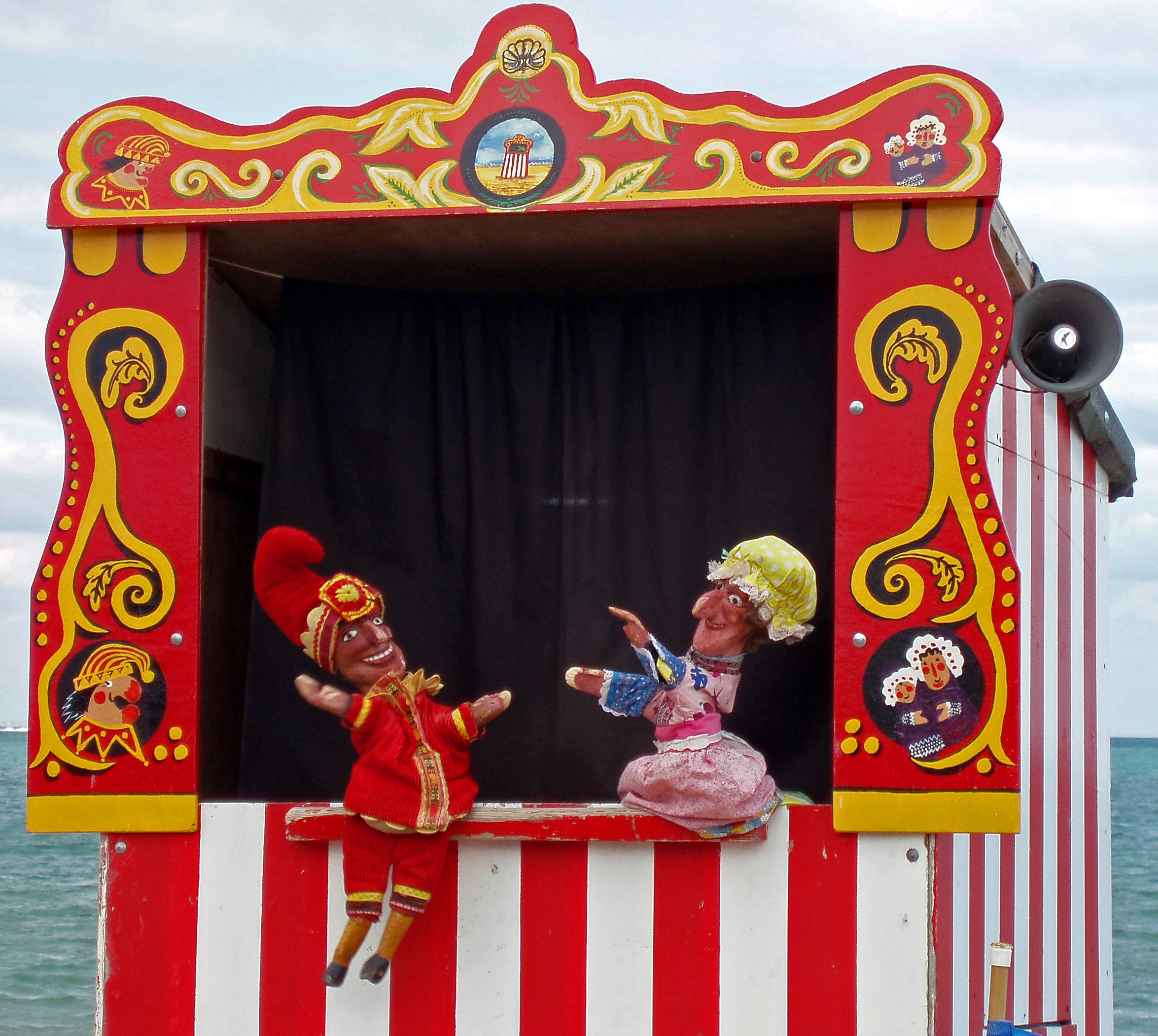 Uncle Martin Punch And Judy Punch Judy