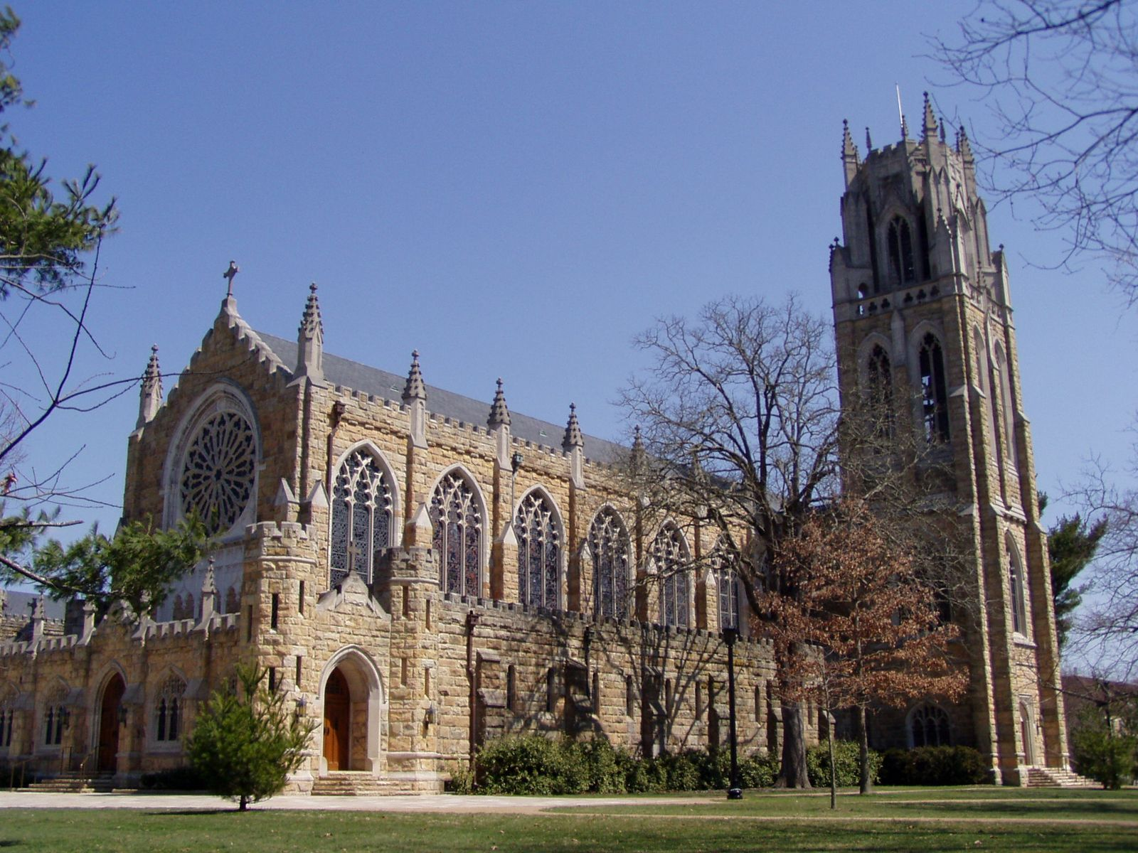 All Saints' Chapel, Sewanee