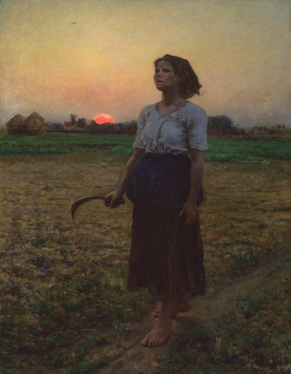 Jules Breton, Song of the Lark