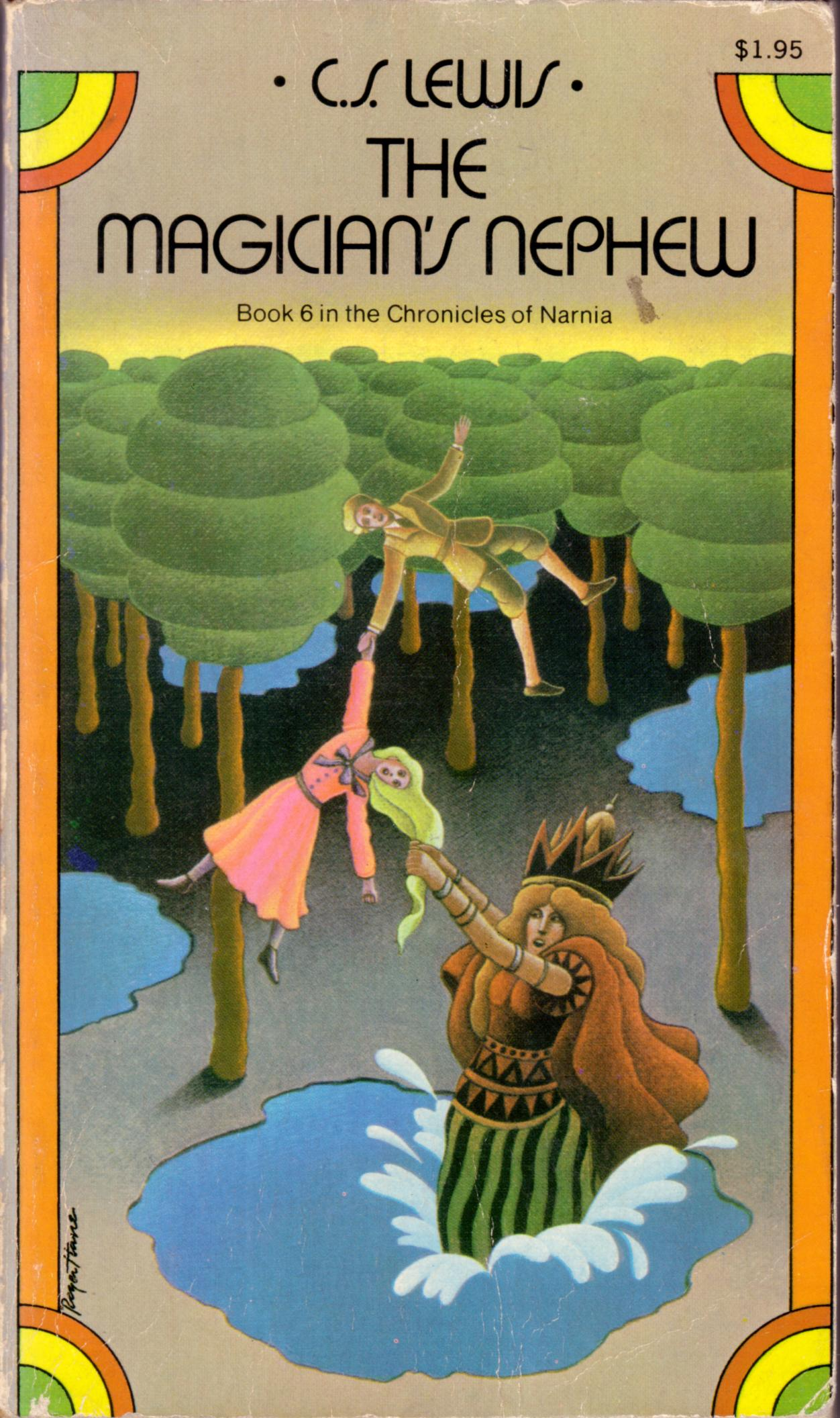 narnia the magicians nephew book report Listen to and download the magician's nephew audiobook written by cs the magician's nephew: the chronicles of narnia book 2 report broken.