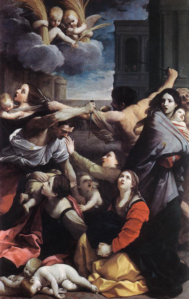 17 RENI MASSACRE OF THE INNOCENTS