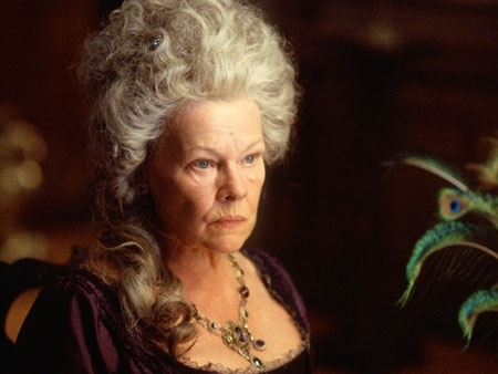 Judy Dench as Lady Catherine de Bourgh