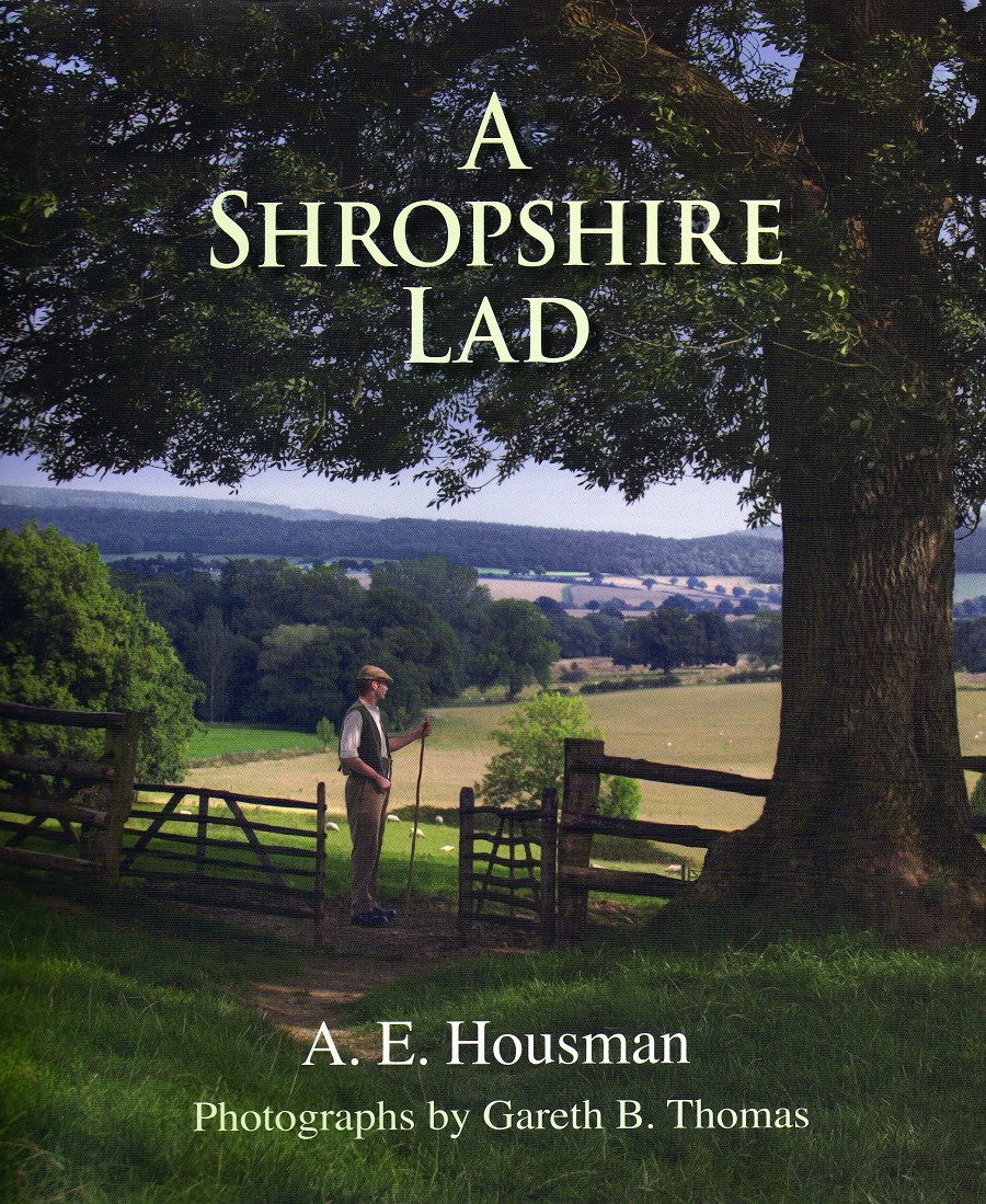 Shropshire Lad Front cover