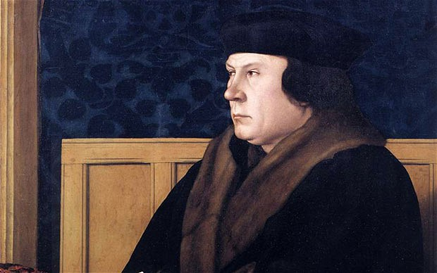 "Thomas Cromwell, hero of Hilary Mantel's ""Bring Up the Bodies"""