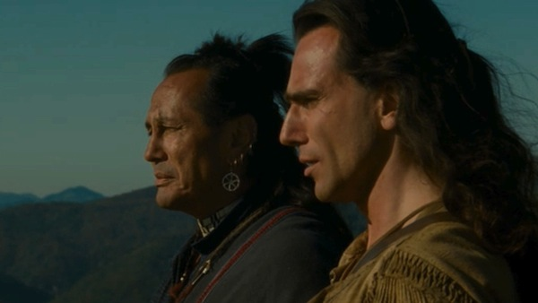 "Means, Day-Lewis in ""Last of the Mohicans"""