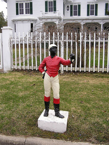 lawnjockey