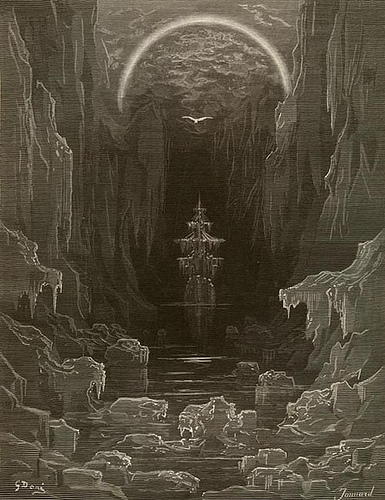 "Gustave Dore, ""Rime of the Ancient Mariner"""