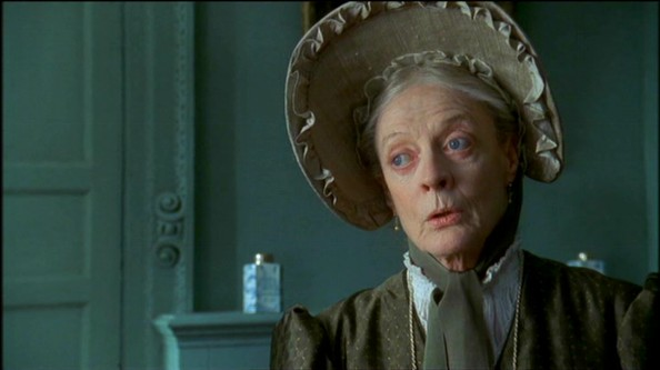 Maggie Smith as Betsy Trotwood