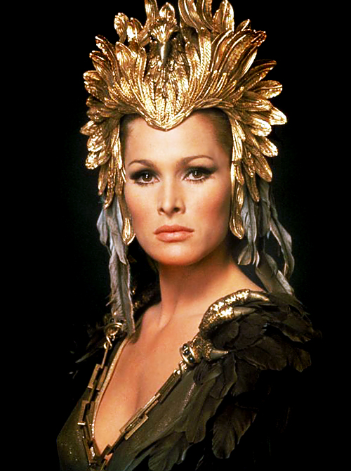 "Ursula Andress in ""She"""