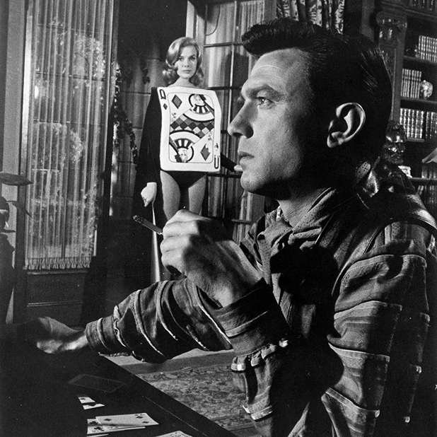 "Harvey in ""The Manchurian Candidate"""