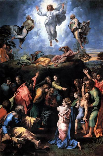 "Raphael, ""The Transfiguration"""