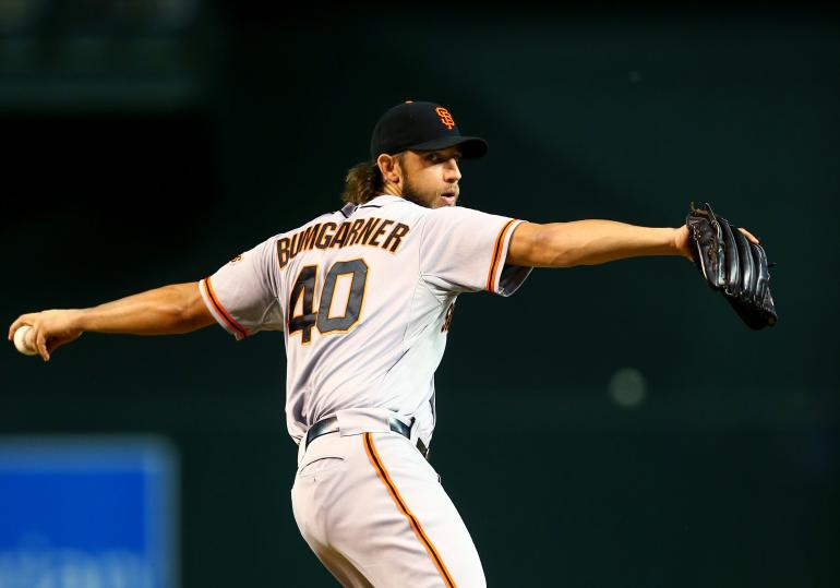 Madison Bumgarner, a true Giant