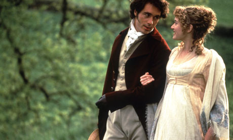 "Wise and Winslet in ""Sense and Sensibility"""