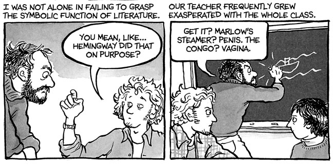 "Alison Bechdel, ""Fun Home"""