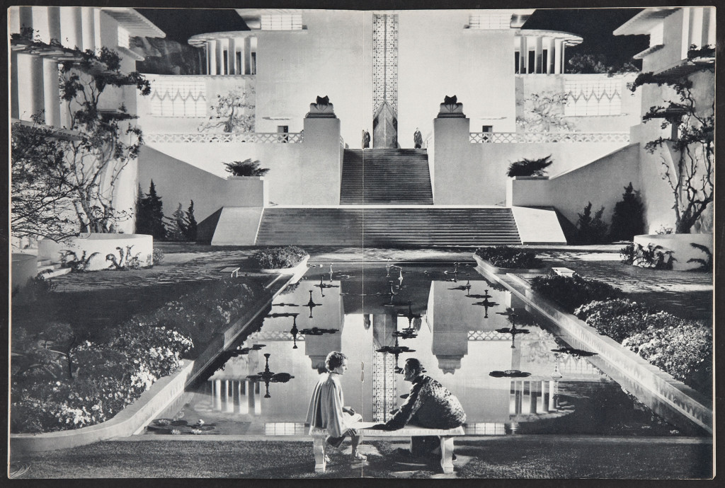 "Shangri-La in Frank Capra's ""Lost Horizon"" (1937)"