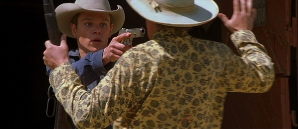 "Matt Damon in ""All the Pretty Horses"""