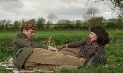 "Shelton, Norton in ""Grantchester"""