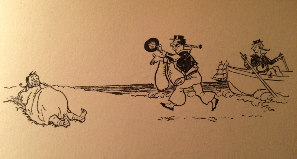 "S. H. Shepard, ""The Old Sailor"""