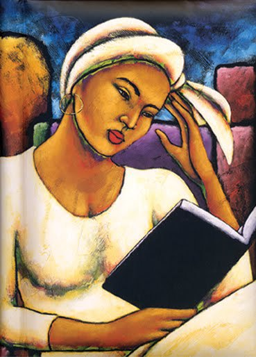 "LaShun Beal, ""Deep in Thought"""