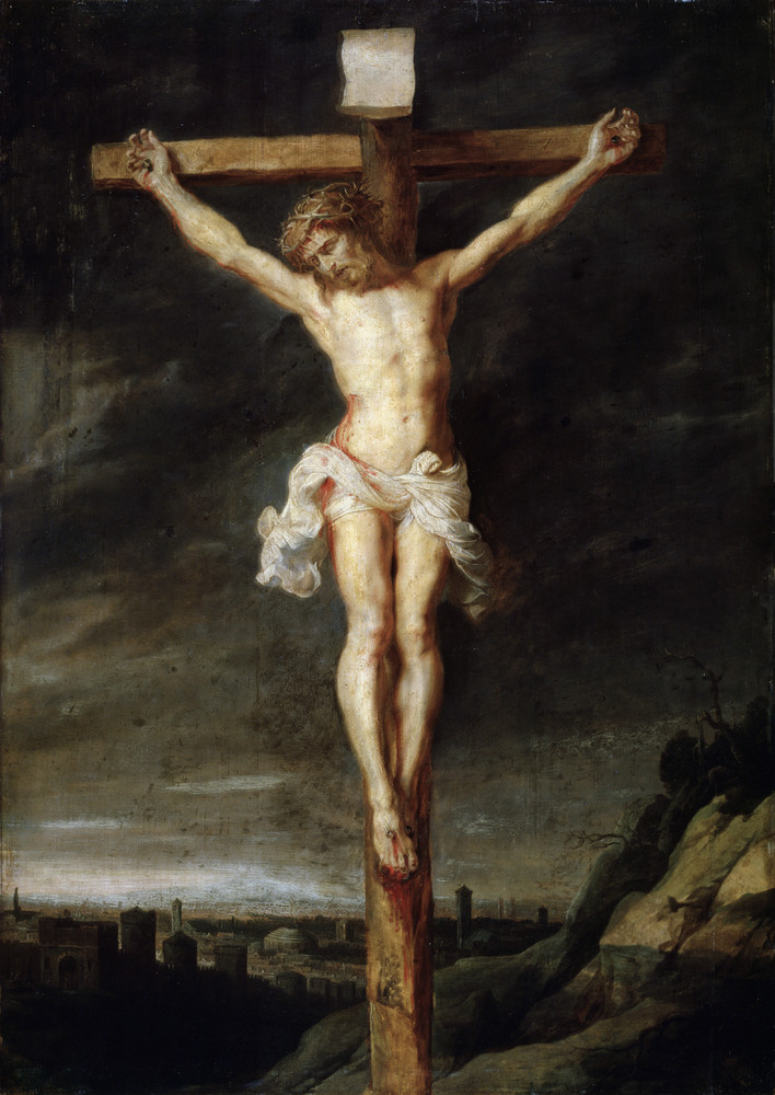 "Rubens, ""The Crucifixion"""