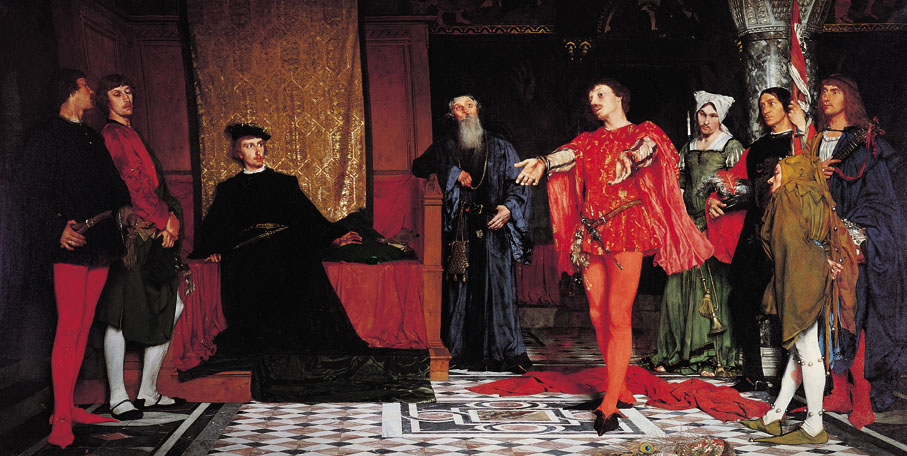 "Czachórski, ""Actors before Hamlet"""