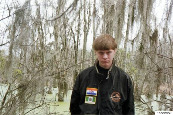 Our latest Grendel? Alleged killer Dylann Roof